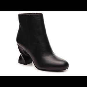 Opening Ceremony Shoes - Opening Ceremony Eloyse Twisted Heel Booties
